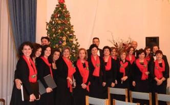 Auguri di buon natale dal Coro De Cicco