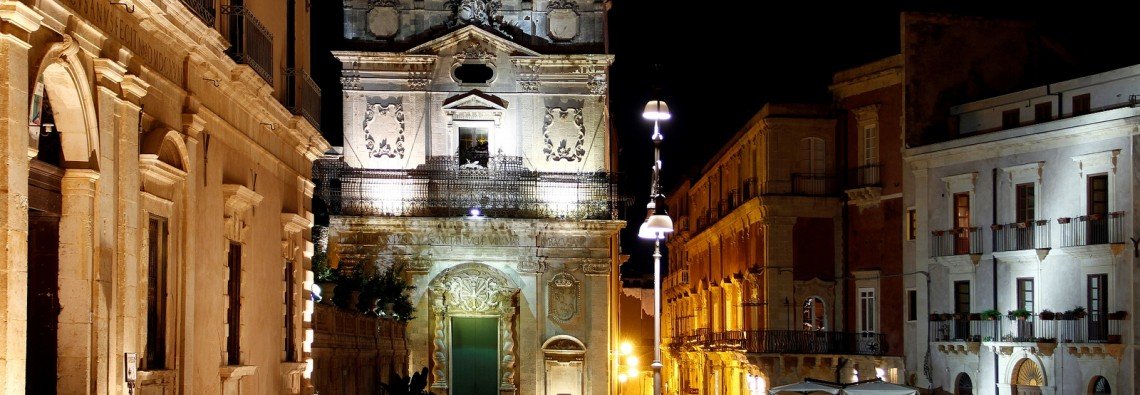 Santa Lucia alla Badia dal Duomo