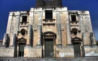 Chiesa San Nicola l'arena Catania