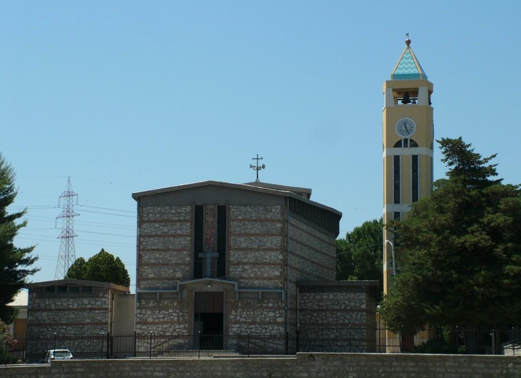 San Giuseppe Operaio Priolo